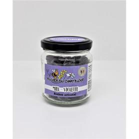 Bonbons au miel & violette