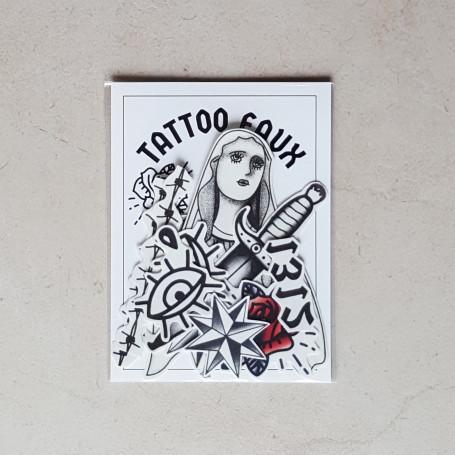 Tattoo Faux - Taulard