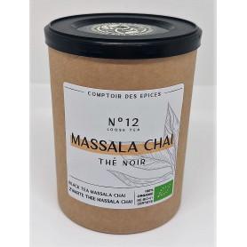 Thé Noir - Massala Chai