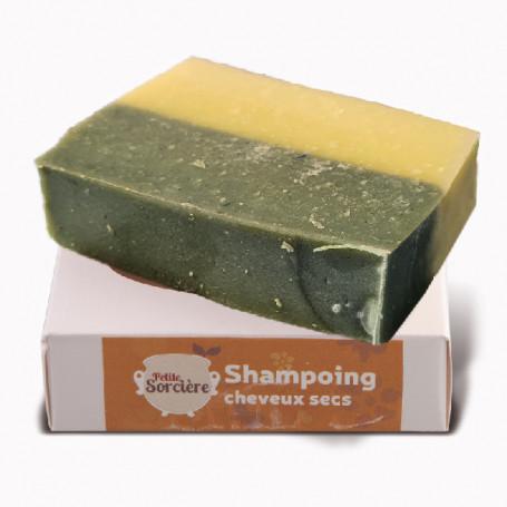 Shampoing cheveux secs à très secs