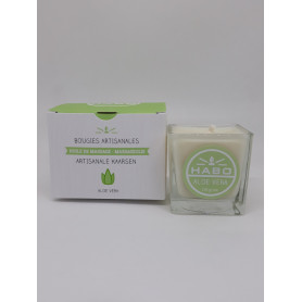 Bougie de massage Aloévera